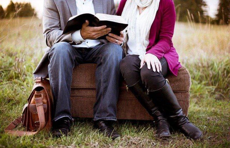 הרוחניות שלו, הגשמיות שלי… | זוגיות